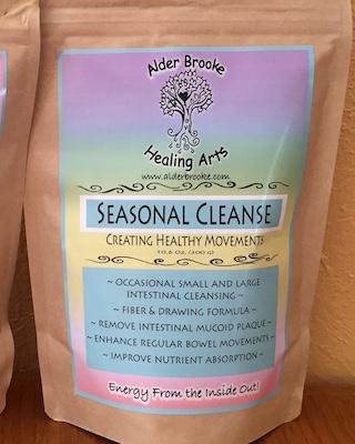 Seasonal Cleanse - Alder Brooke Healing Arts